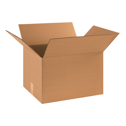 "18 x 14 x 12"" (20 Pack) Corrugated Boxes"